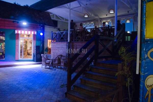 Кафе в Заозёрном Аркадия. Фото Заозёрного