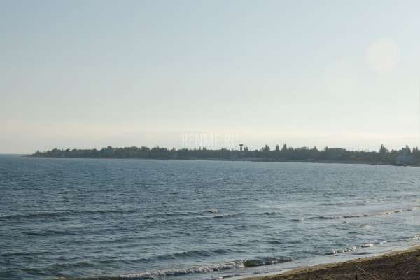 Море в октябре 2019. Фото Евпатории