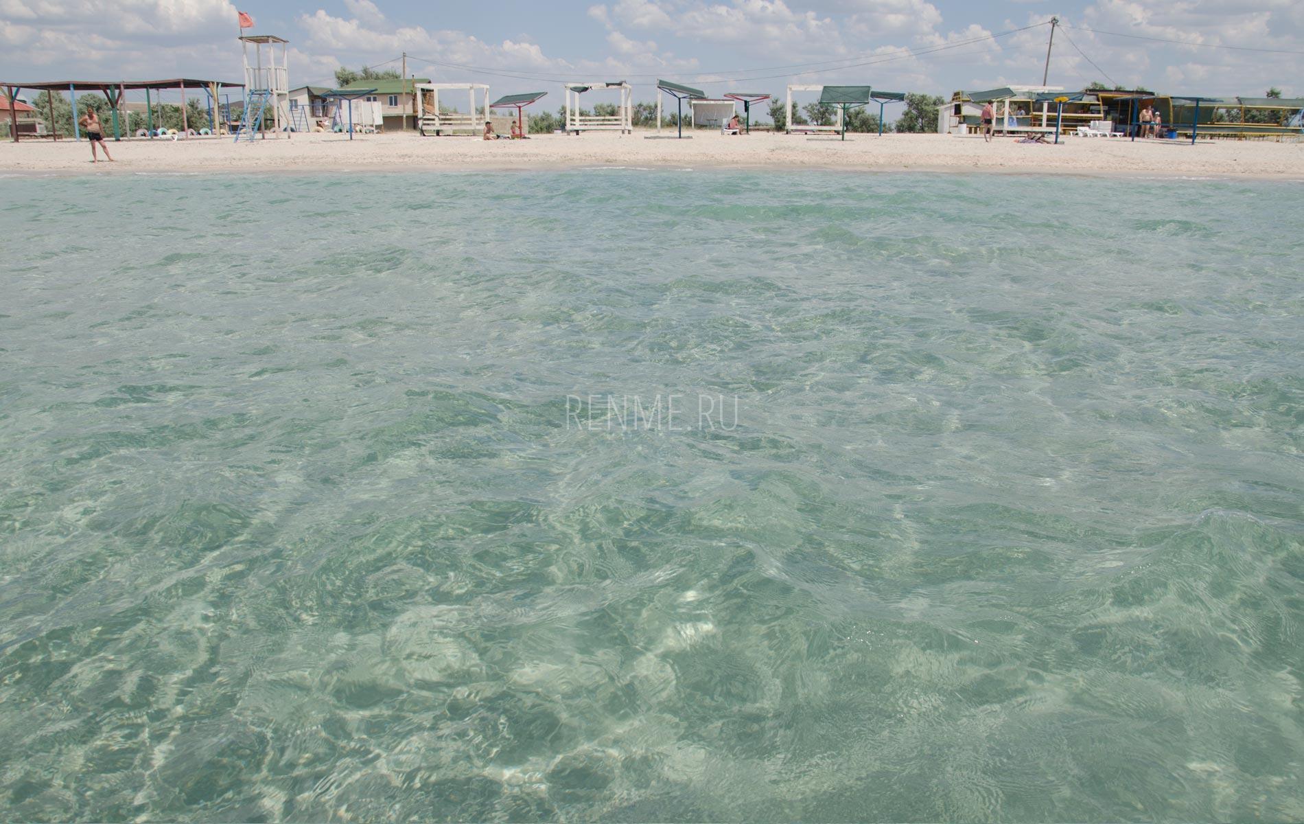 Какое побережье Черного моря в Штормовом. Фото Штормового