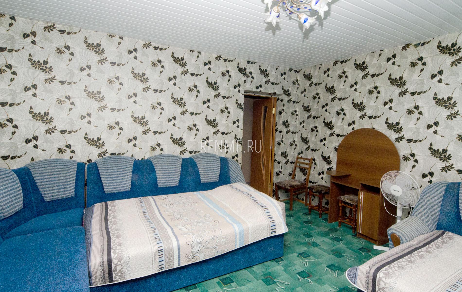 Комната 2. Двухкомнатный дом. Заозёрное