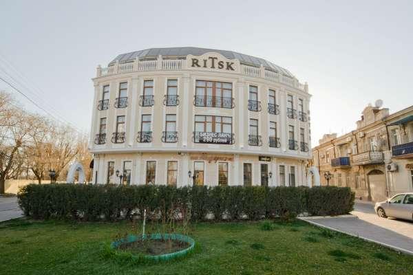 """отель """"RITSK"""". Фото Евпатории"""
