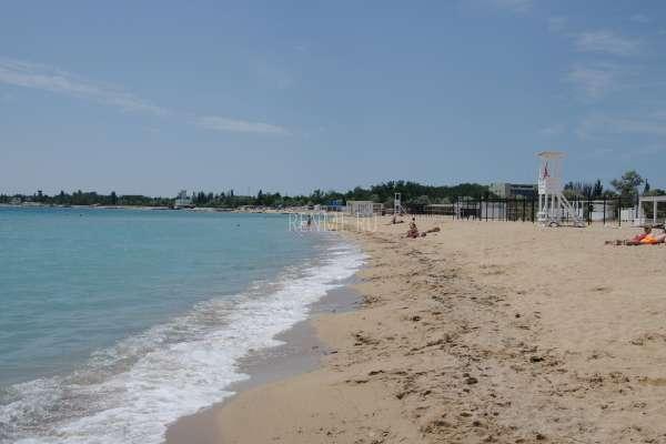 Пляж СуперАква 2020. Фото Заозёрного