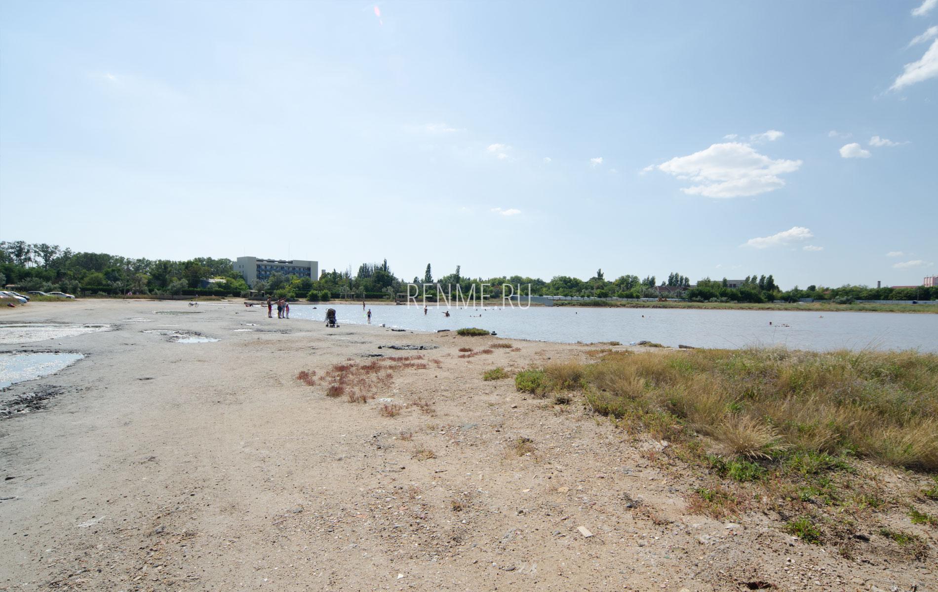 Малое Ялы-Майнакское озеро в сезон 2019. Фото Заозёрного