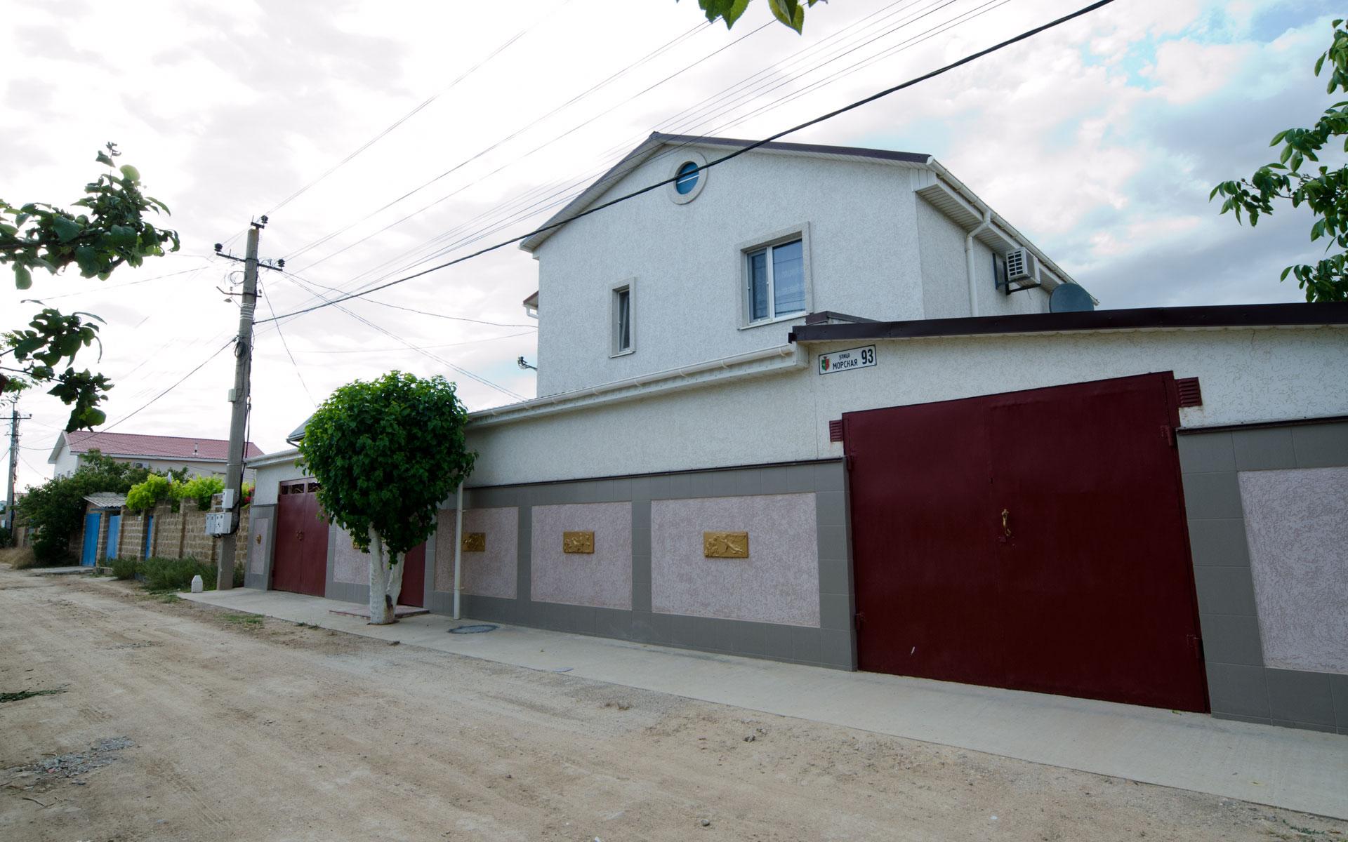 Фото дома с улицы