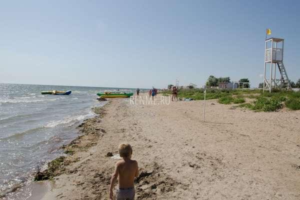 Водные развлечения летом в Заозерном. Фото Заозёрного