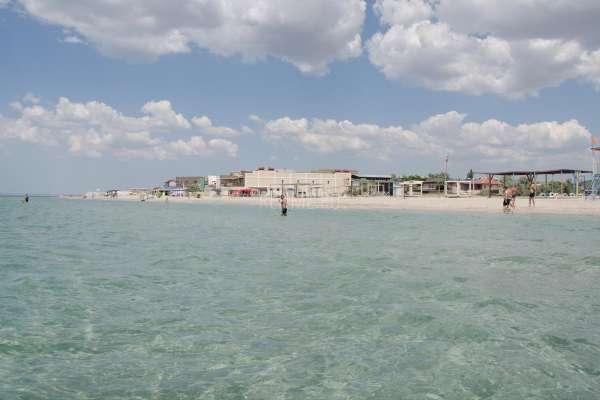 Побережье Черного моря где Штормовое. Фото Штормового