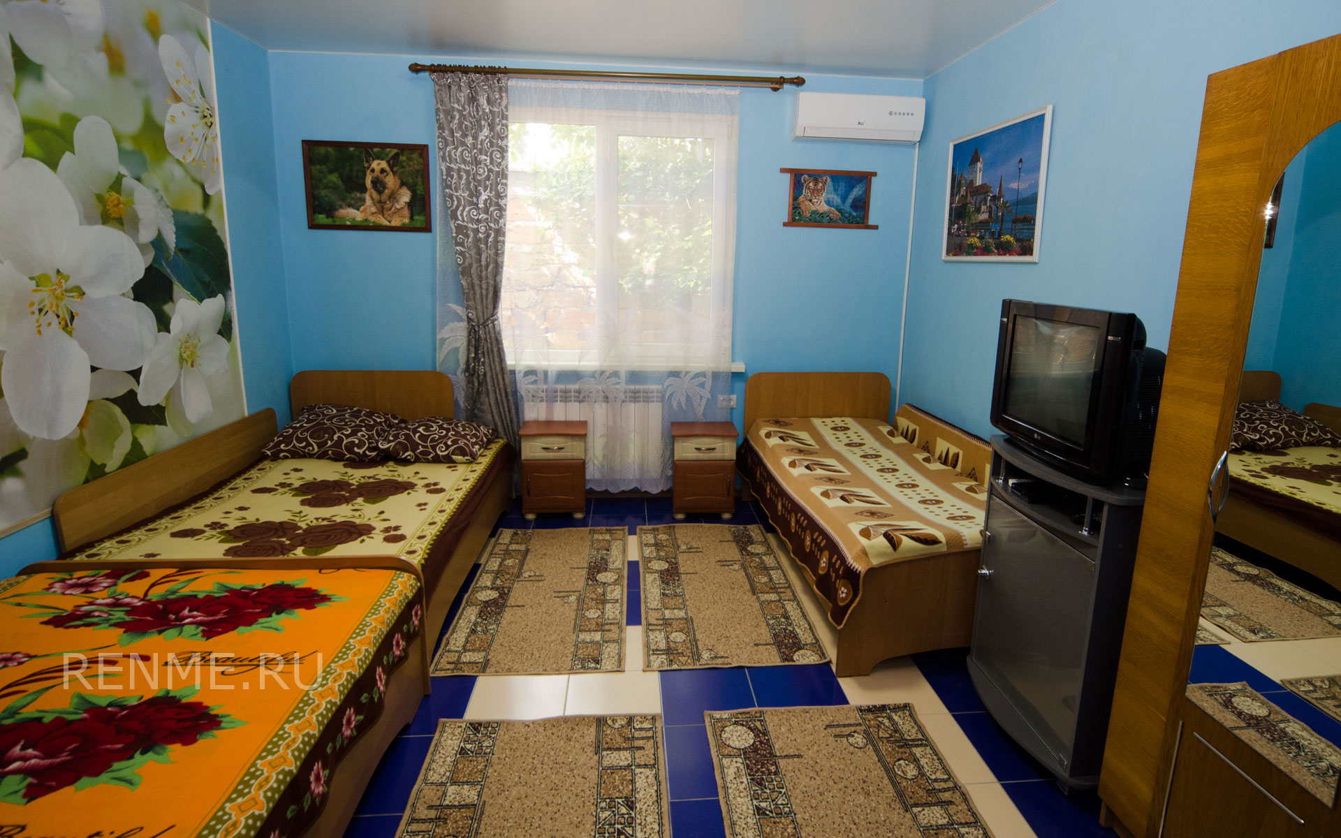 Комната. Квартира 2. 2 квартиры на ул. Гайдара. Заозёрное
