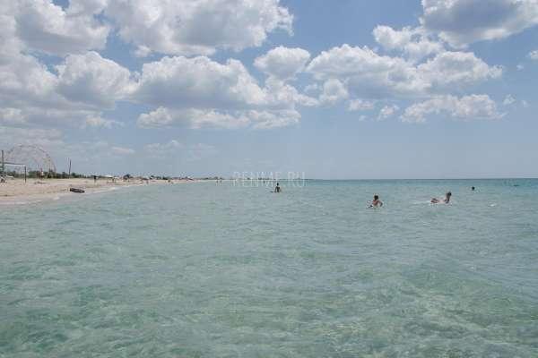 Вода в Черном море, июнь 2020. Фото Штормового