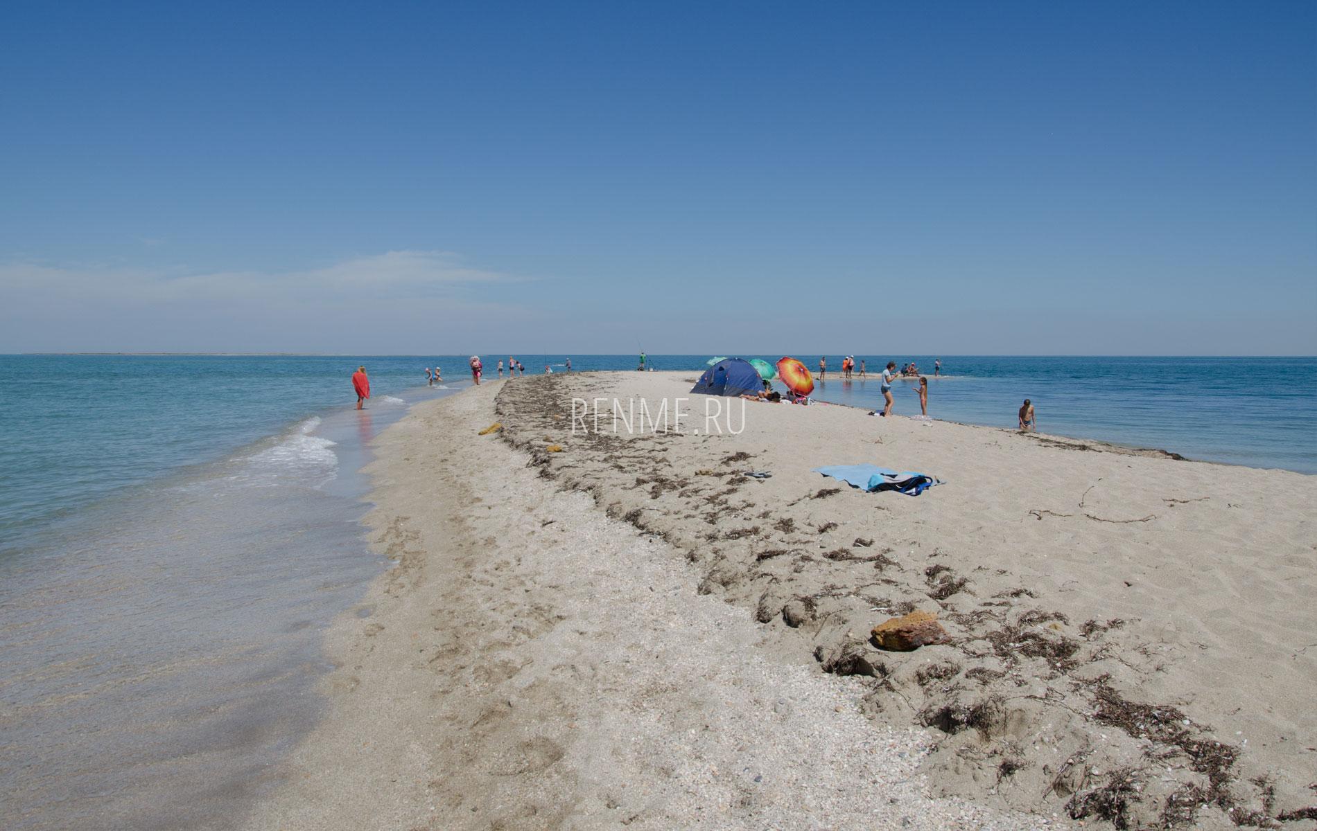 Мыс Песчаный. Фото Стерегущего