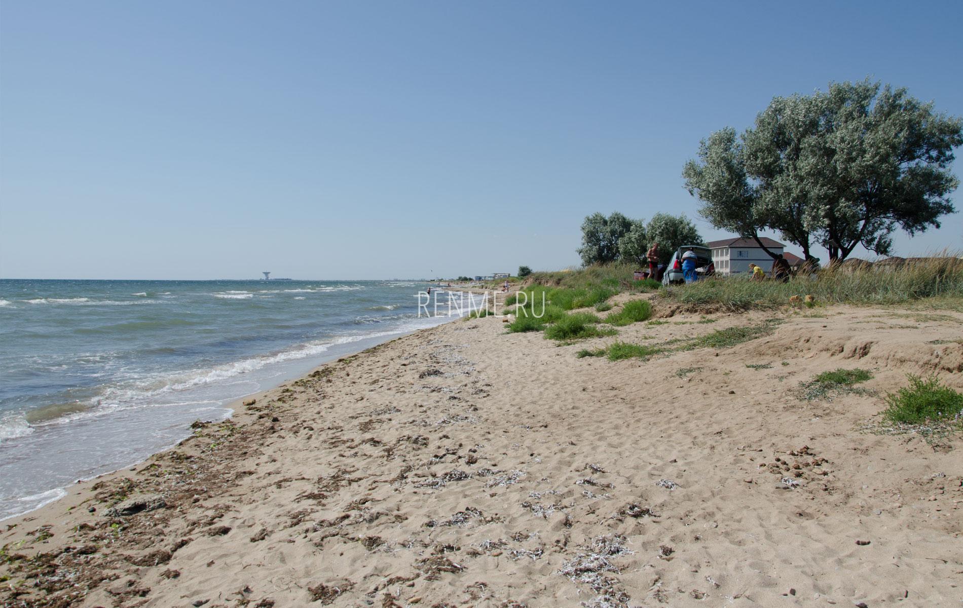 Солдатский пляж на Фотоне. Фото Заозёрного