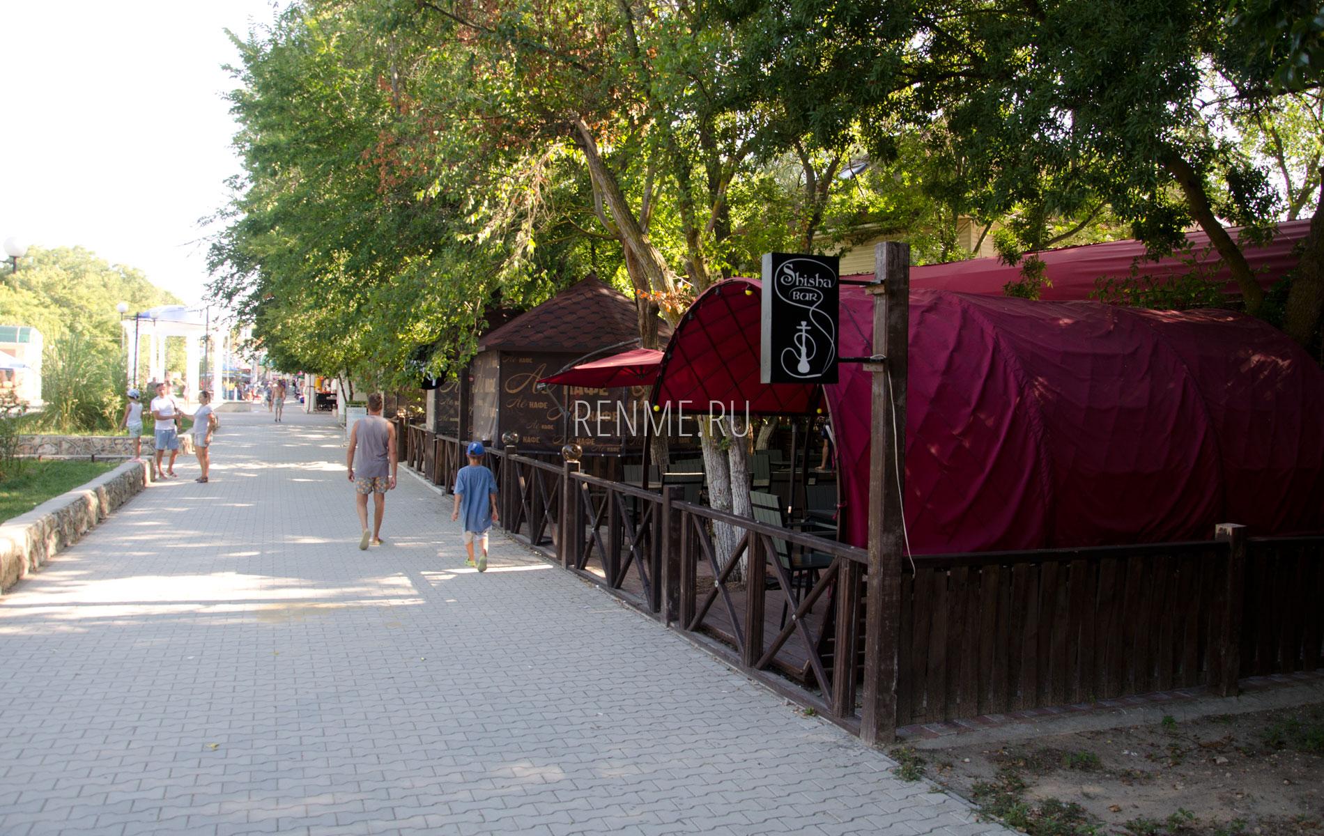 Лаундж бар. Фото Черноморского