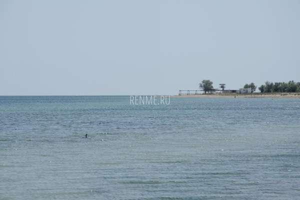 Июньское море 2020. Фото Заозёрного