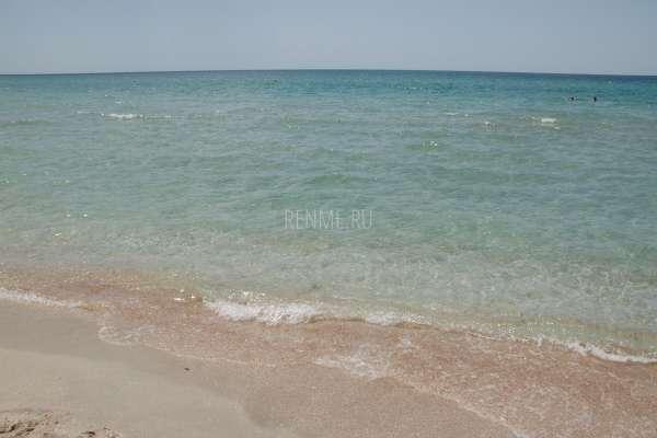 Какое Черное море в июне?. Фото Штормового