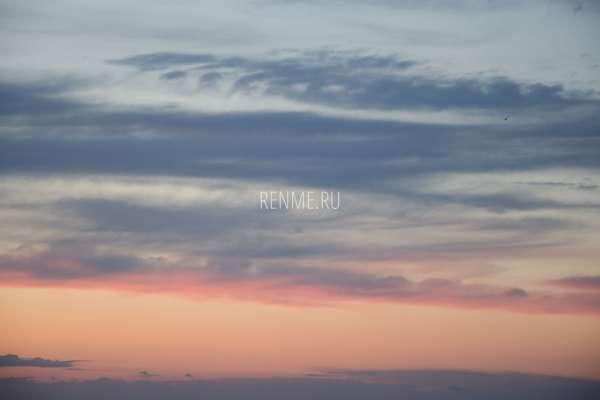 Закат солнца в Крыму. Фото Заозёрного