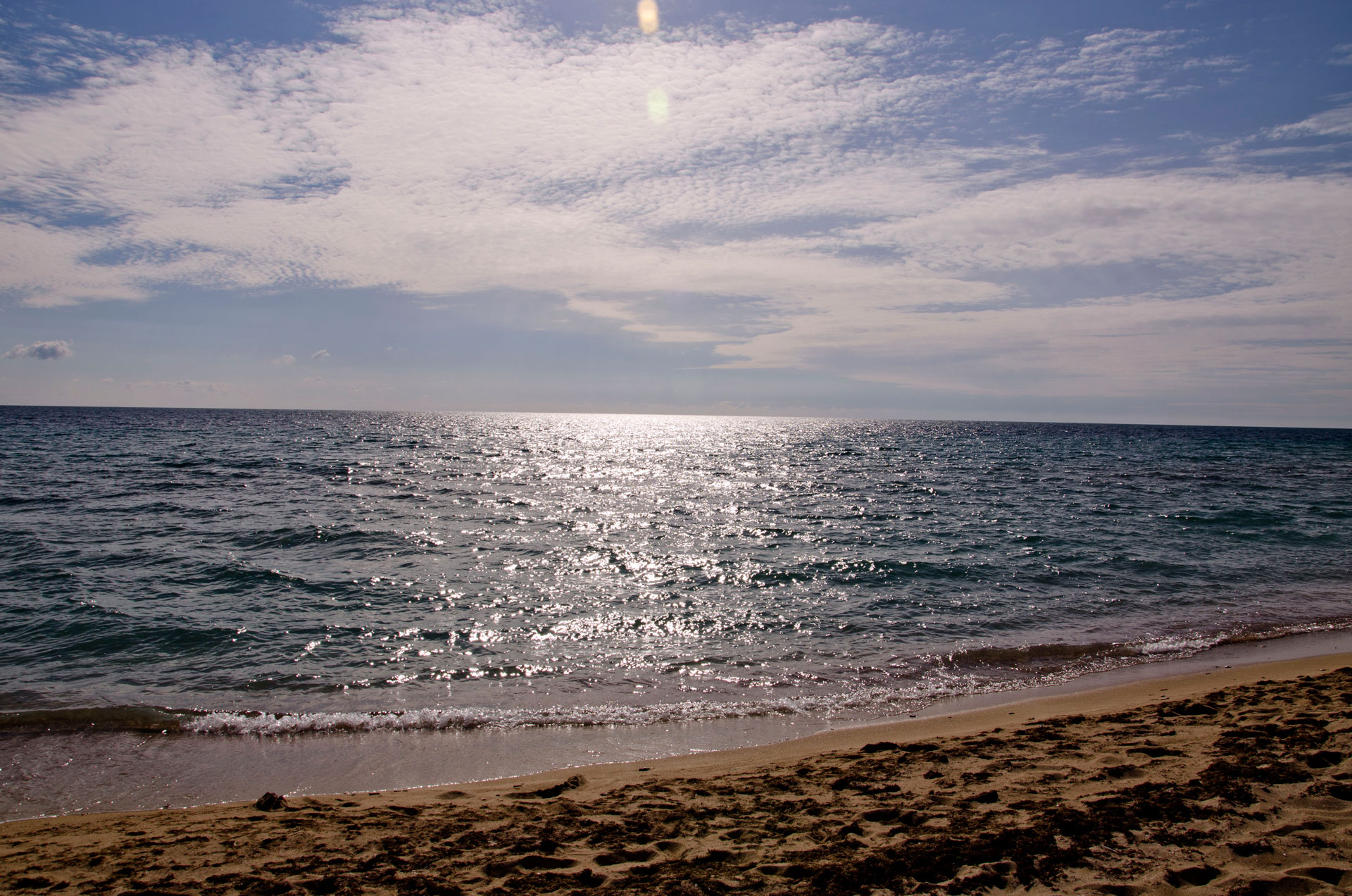 Пляж напротив РТ-70. Фото Витино