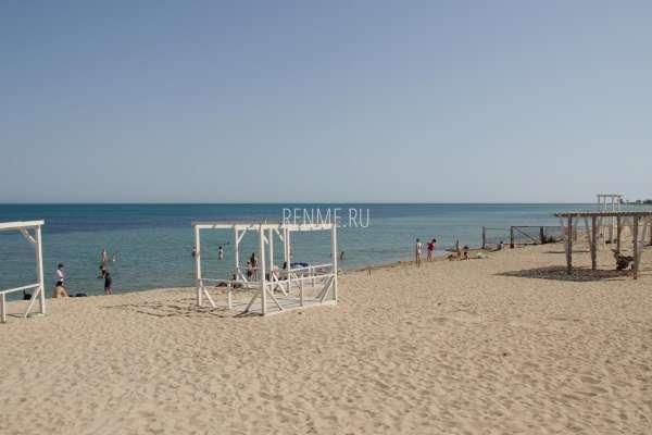 Свежие фото пляж 2020. Фото Заозёрного