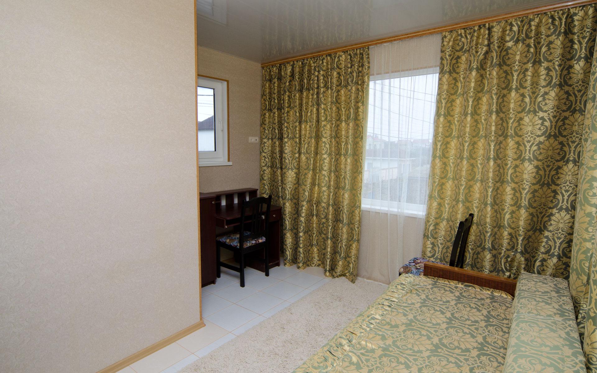 Комната на втором этаже