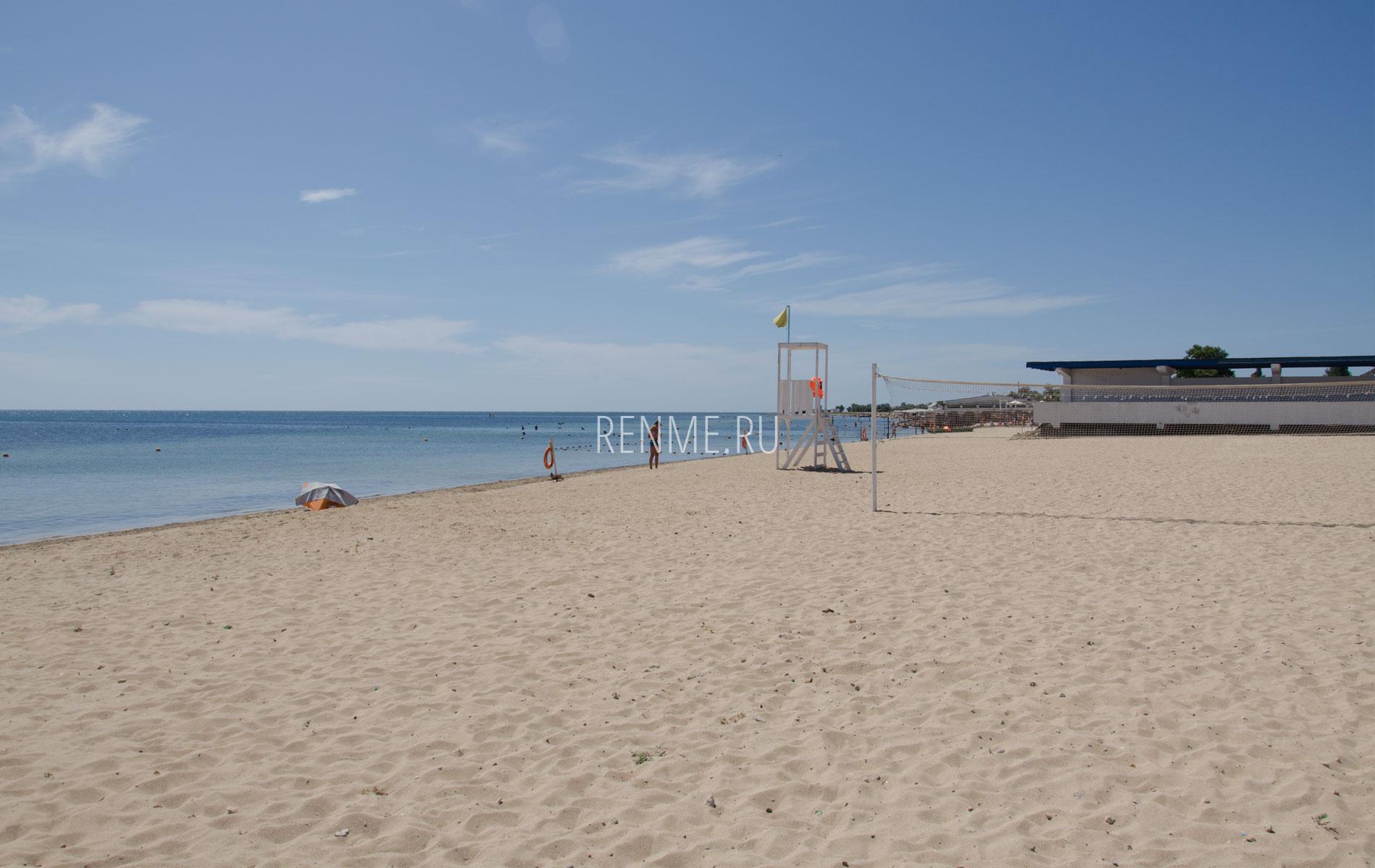 пляжи заозерного крым фото вот