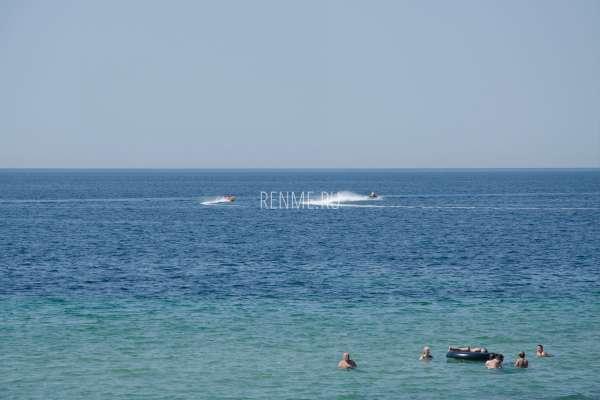 Море на Песчанке. Фото Заозёрного