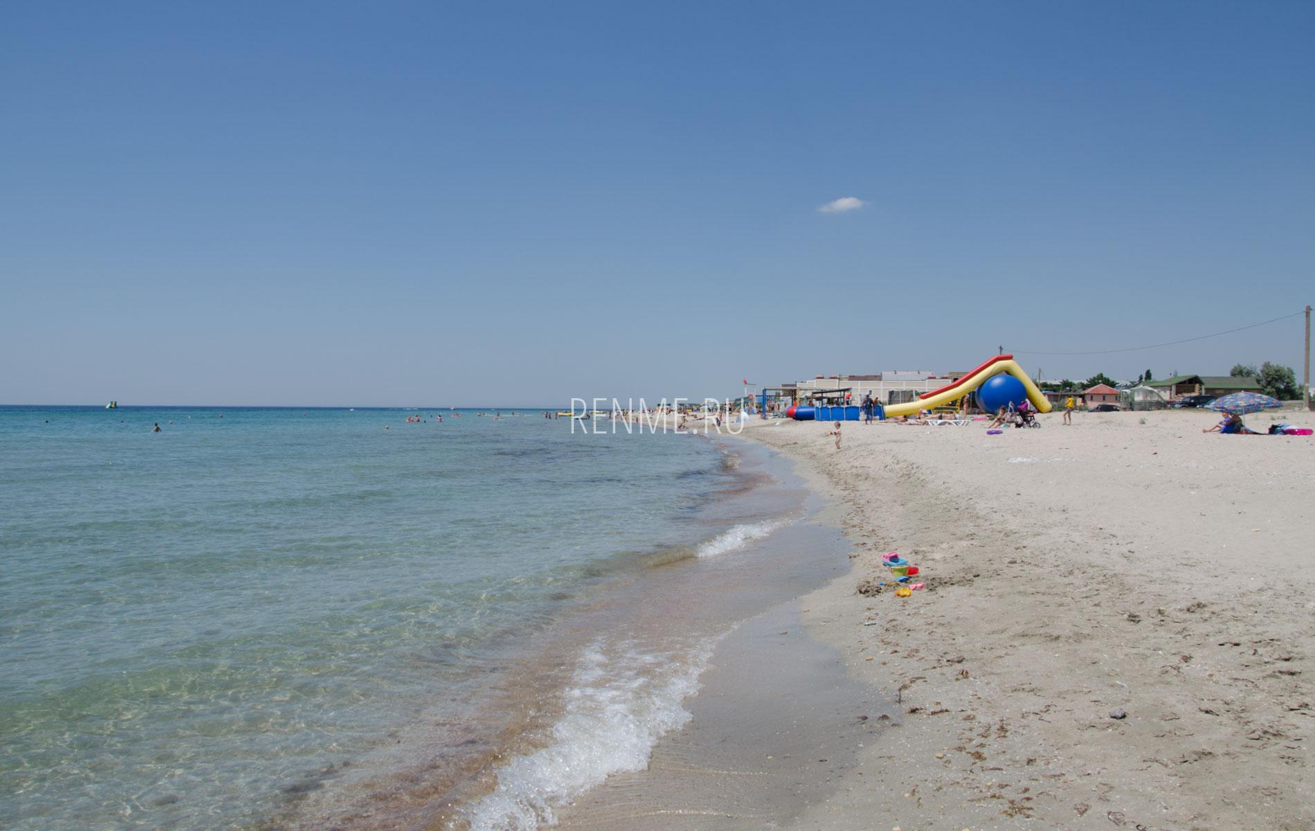Крым п штормовое отзывы фото