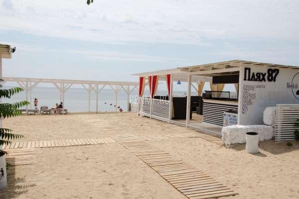 Пляж 87. Пляжи