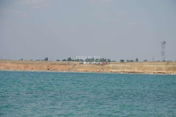 Дикий пляж Николаевки. Пляжи Николаевки