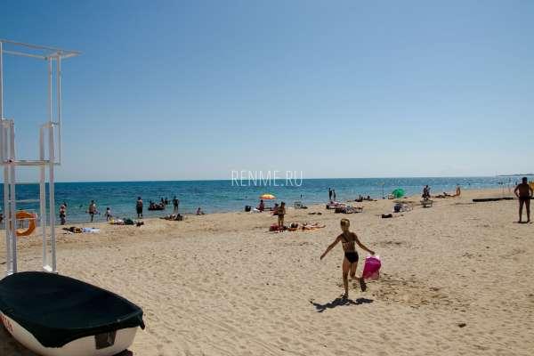 """Пляж """"Евпатория"""". Пляжи Евпатории"""