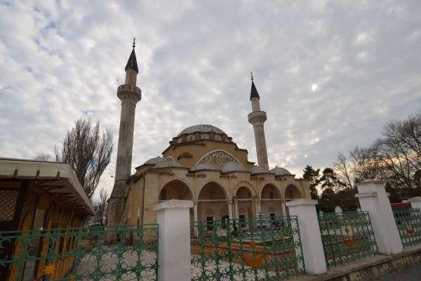 Мечеть Джума-Джами. Фото Евпатории