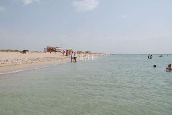 Море-пляж (Крым). Фото Заозёрного