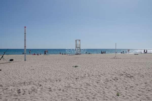 Пляж летом 2019. Фото Поповки
