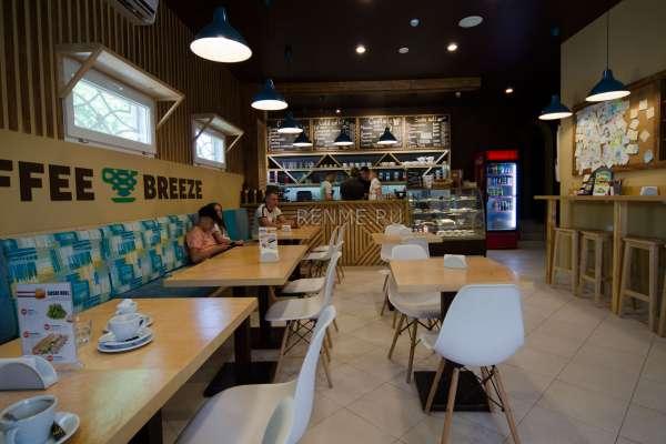 Кафе в Оленевке. Фото Оленевки