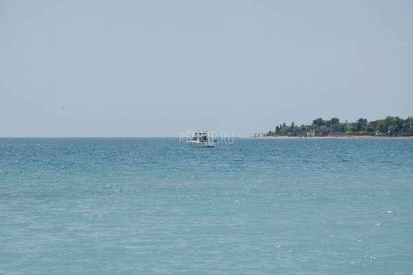 Красивое море в Заозёрном. Фото Заозёрного
