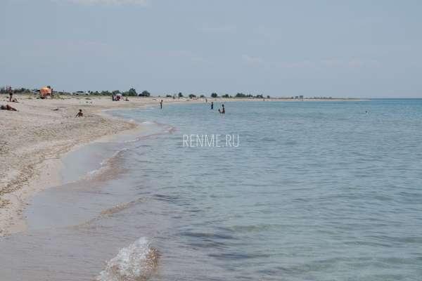 Море в Штормовом. Фото Штормового