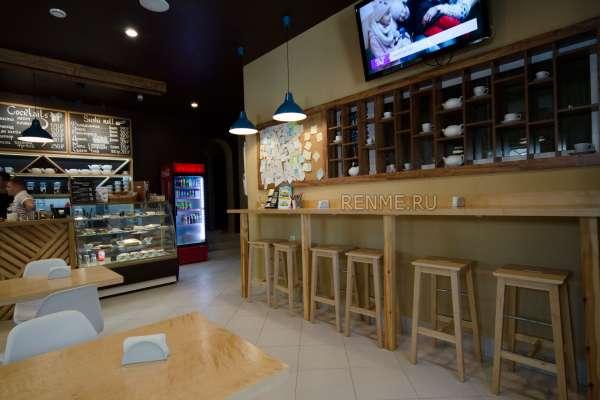 Кафе в Оленевке летом 2019. Фото Оленевки