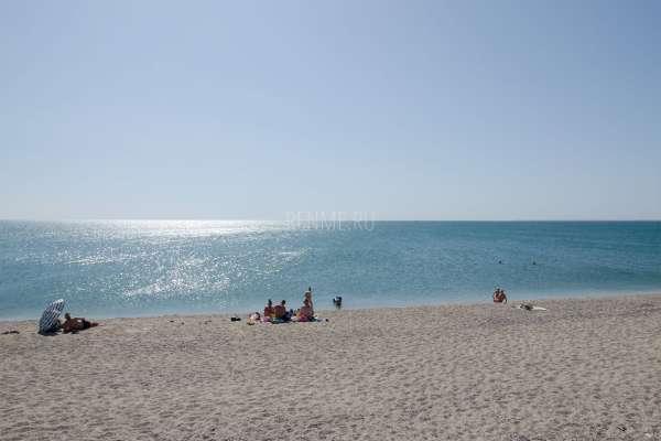 Лучший дикий пляж Евпатории. Пляжи Евпатории