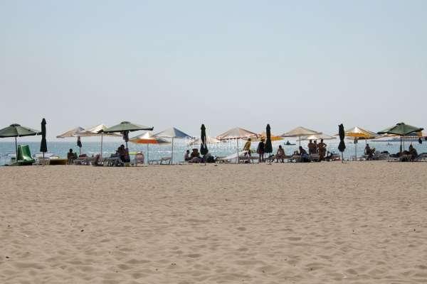 """Пляж """"Трехгорка"""". Пляжи Евпатории"""