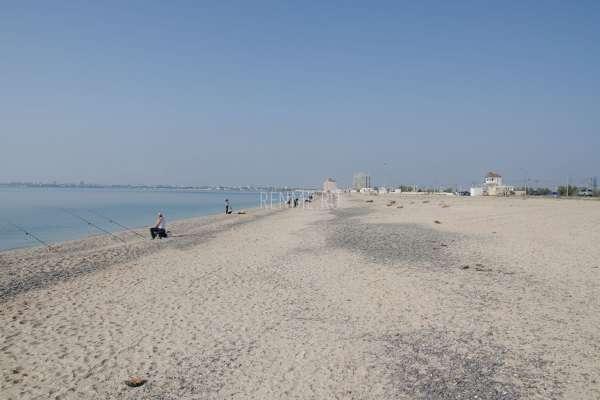 Октябрь 2019 на пляже Евпатории. Фото Евпатории