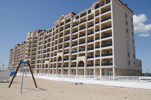 Квартиры с пляжем в Евпатории. Фото Евпатории