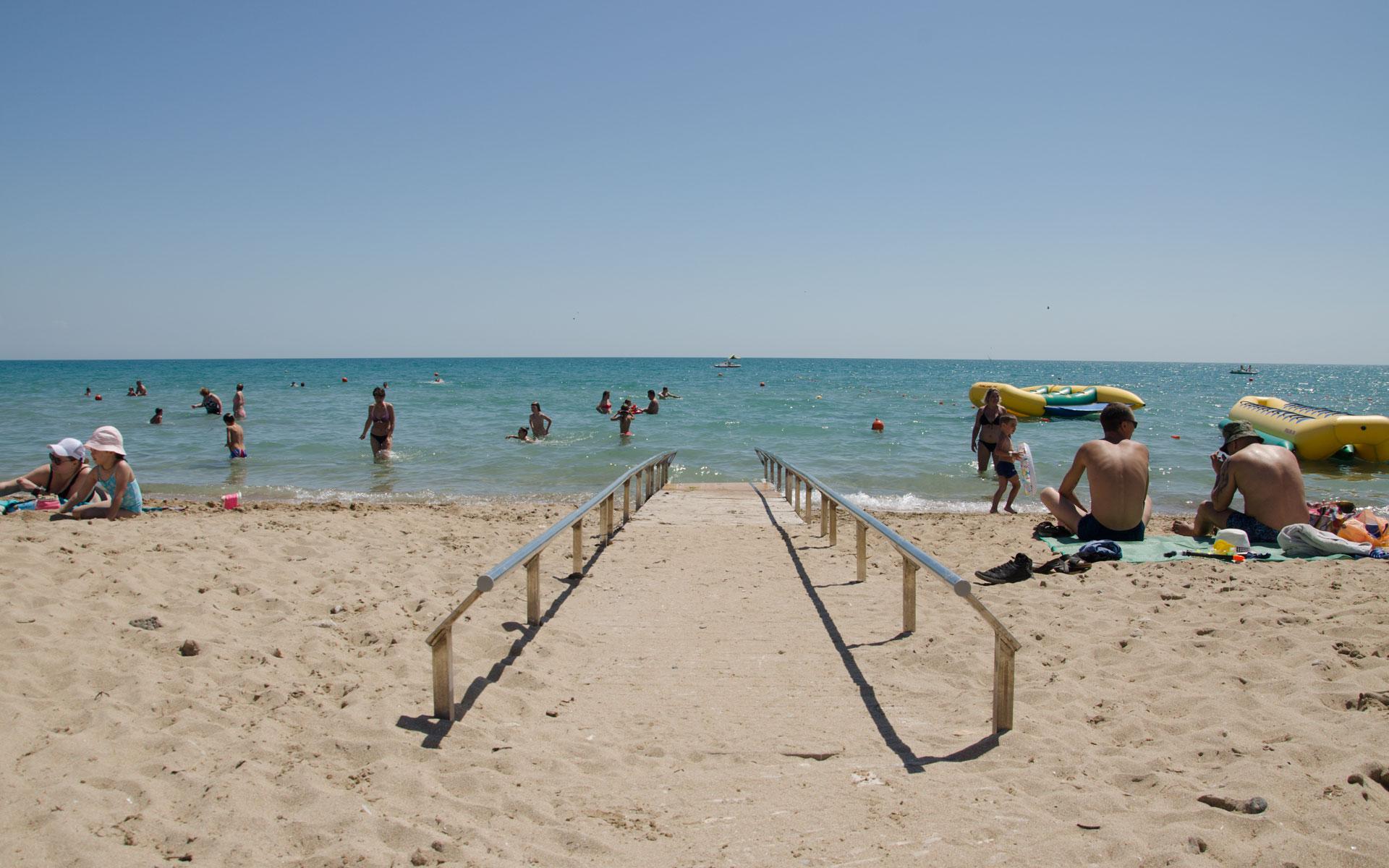 пляж солярис в евпатории фото недостатков сорта отмечают