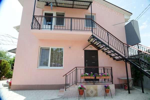 Апарт-отель на ул. Гайдара. Жилье в Заозёрном