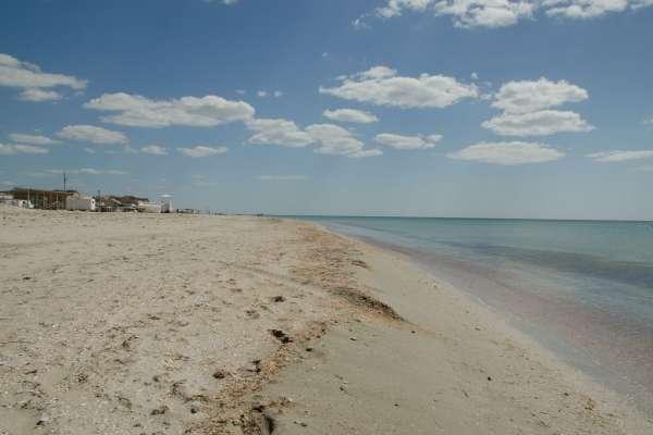 Весенние пляж и море 2019. Фото Штормового