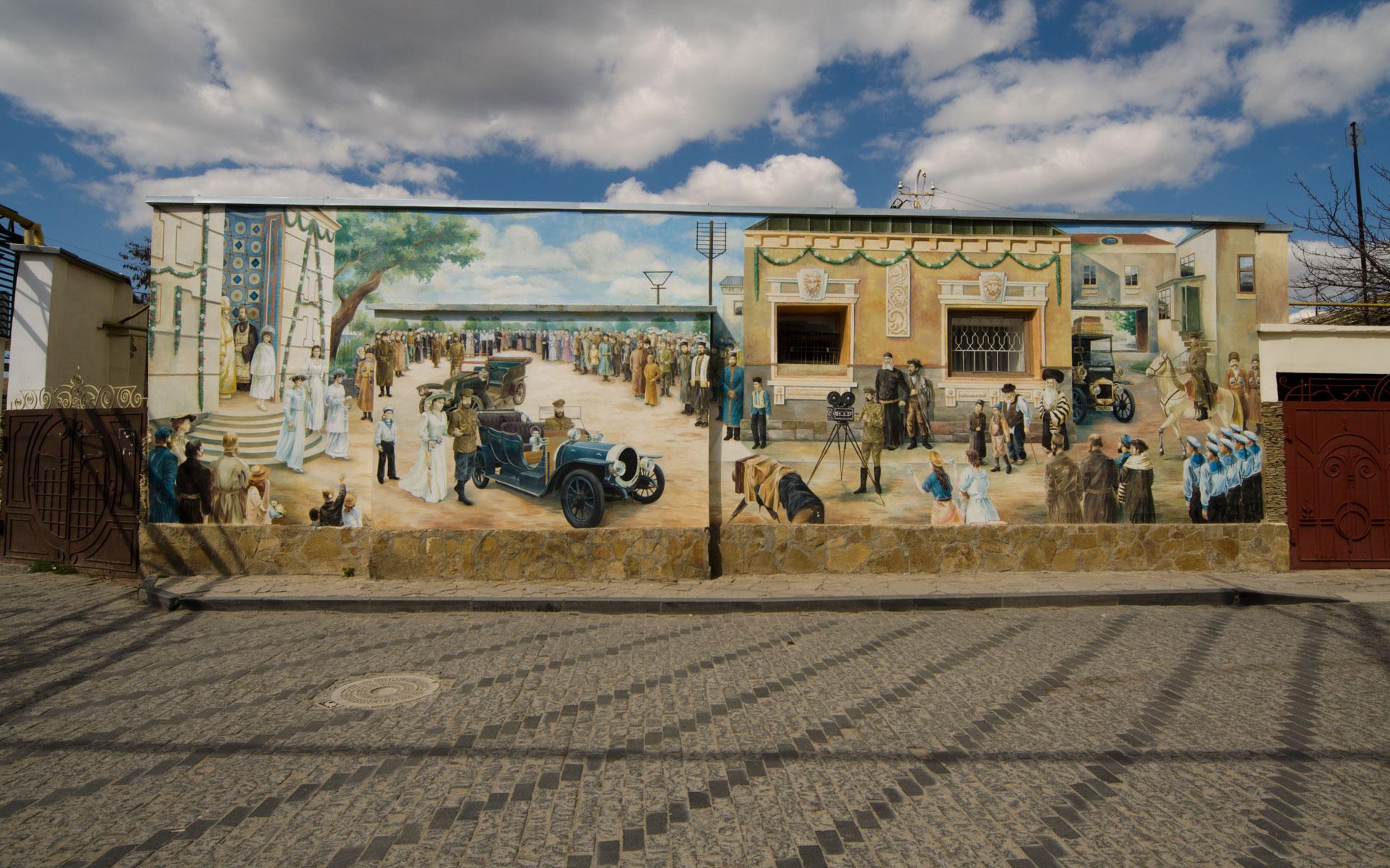 Старый город Евпатории 2019. Фото Евпатории