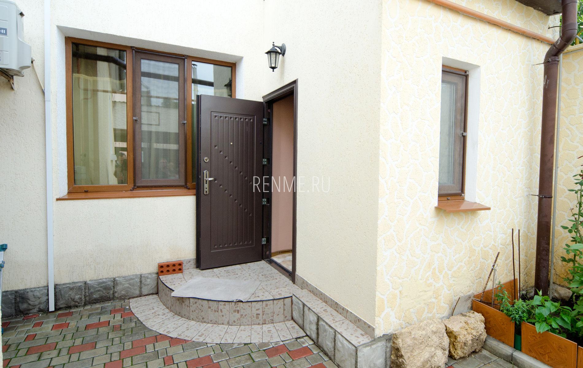 Двухэтажный дом под ключ