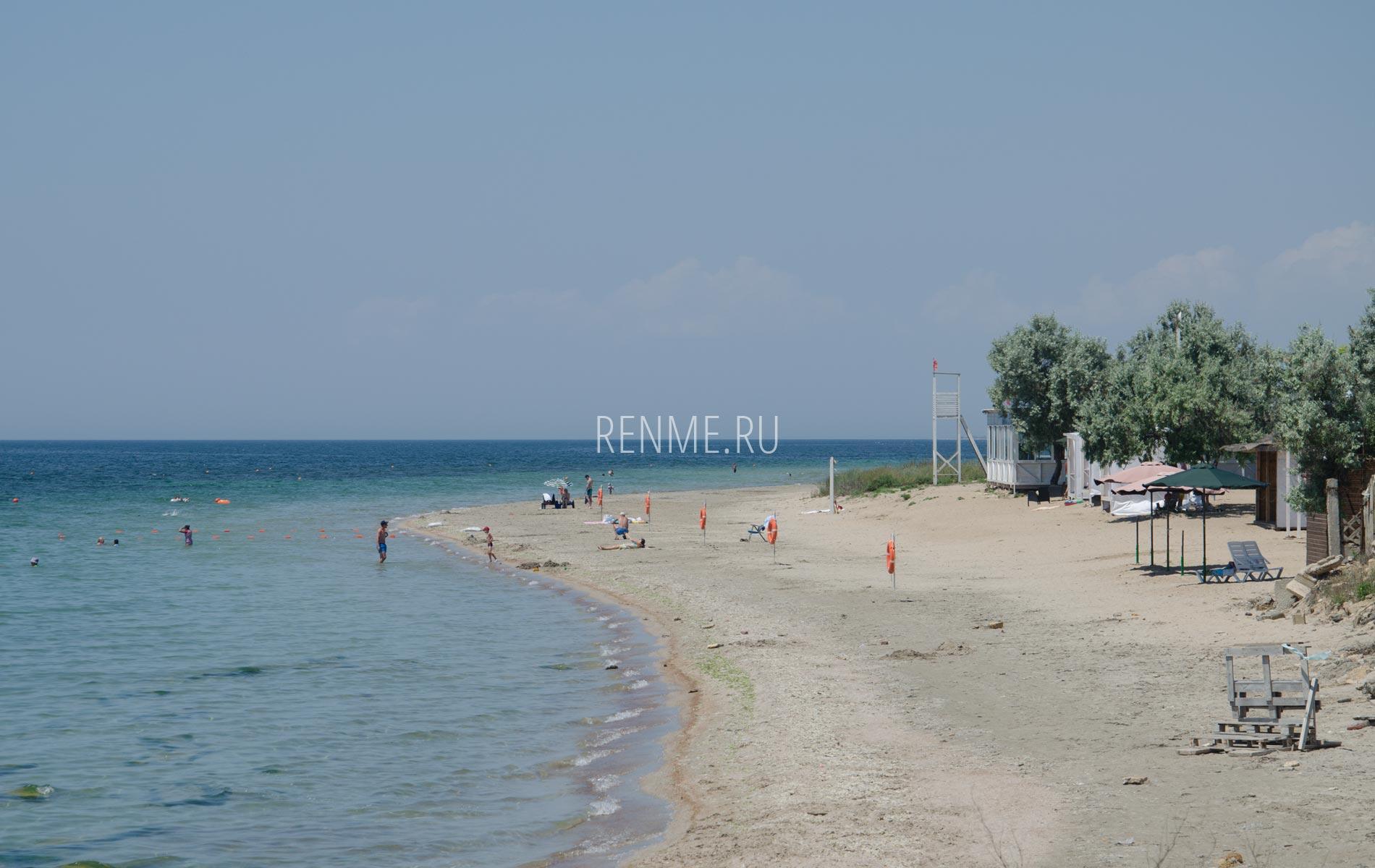 Пляж Мохито 2020. Фото Заозёрного