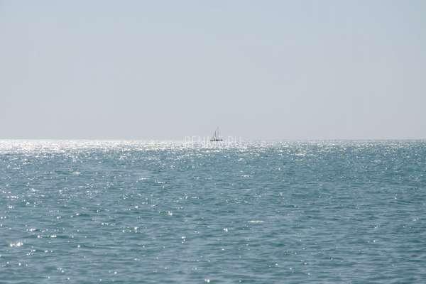 Море в конце августа 2019. Фото Евпатории