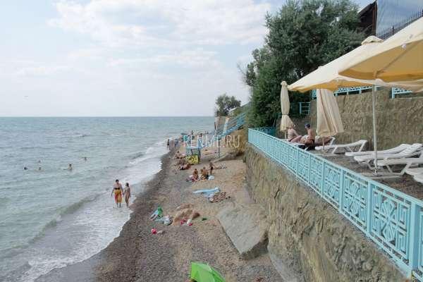 "Пляж ""Ravennamare"". Пляжи Николаевки"