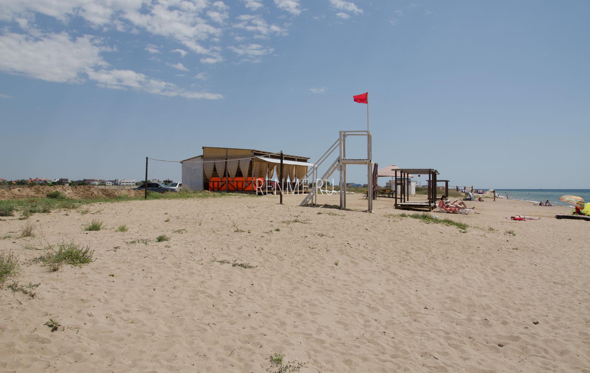 Пляж Бора Бора. Фото Заозёрного