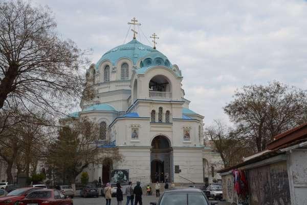 Собор Святителя Николая Чудотворца. Фото Евпатории