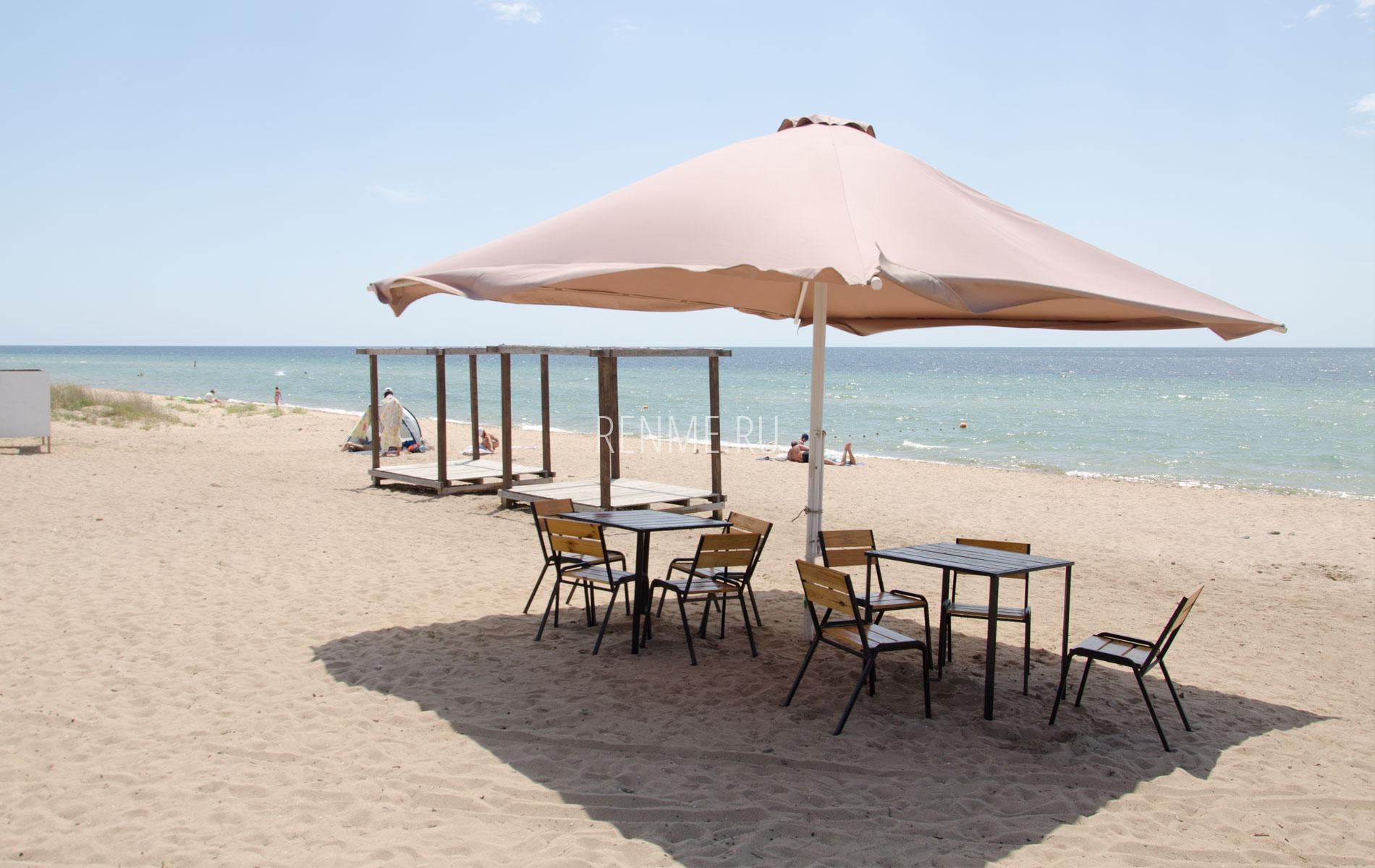 Солдатский пляж на Песчанке. Фото Заозёрного