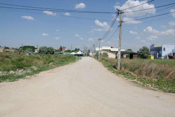 Дорога в поселок. Фото Штормового